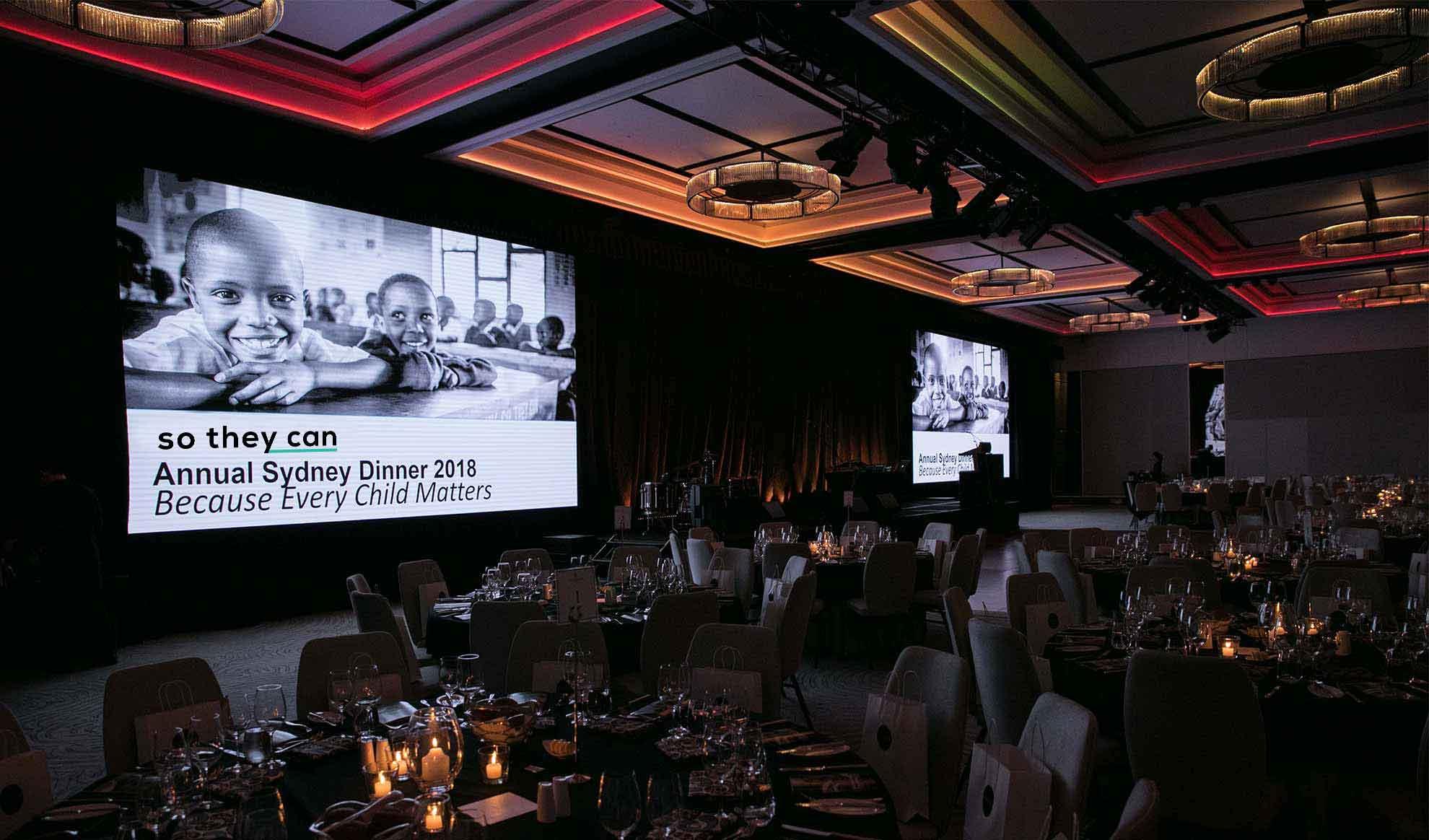 So They Can | Annual Sydney Dinner