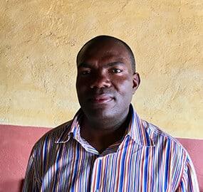 James Wabara Program Manager and Village Director Miti Mingi