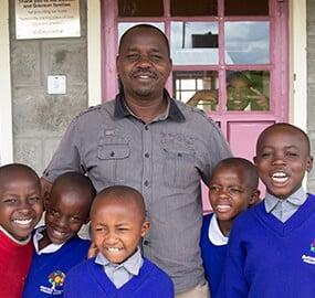 Nicodemus Nyamumbo PR and Logistics Manager