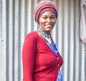 Susan Kimani Wezesha Business Skills Program Manager