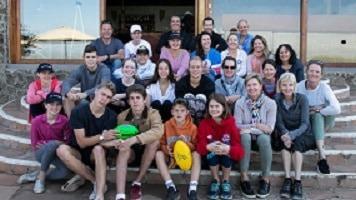 Group Photo of Kenyan Life Exchange Trip 2019