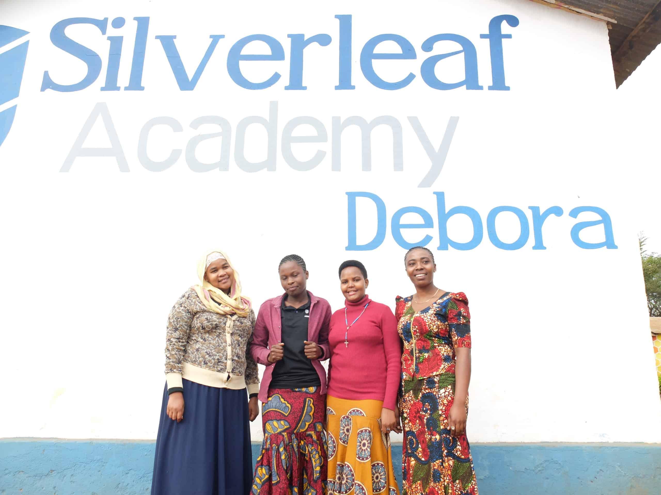 Graduates employed at Silverleaf Academy